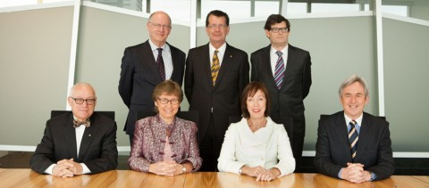 Photo of the CSV Courts Council